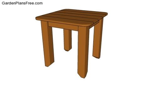 side table plans side table plans free garden plans how to build garden