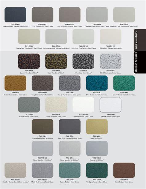 image cardinal powder coat paint color chart