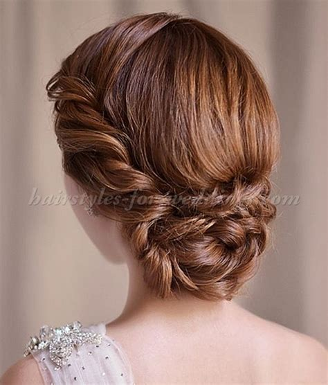 Wedding Hair Bun by Photos Of Bun Hair Pieces Hairstylegalleries