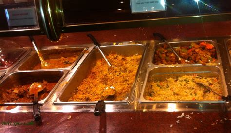 lost in food paradise road map to an indian restaurant buffet