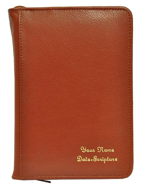 Leather Cover Slips by Leather Zipper Slip Cover For Standard Size New World