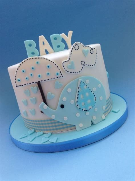 tiered baby shower cakes 59 best baby boy shower cakes images on boy