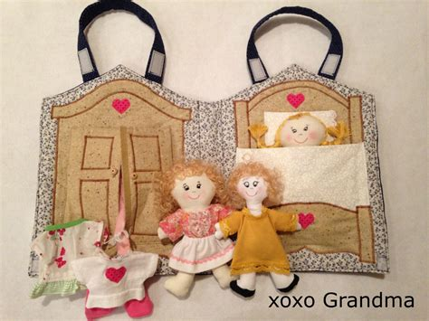 fabric doll template xoxo fabric doll house a free pattern to make a