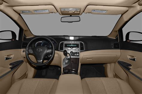 Venza Interior Dimensions by 2012 Toyota Venza Price Photos Reviews Features