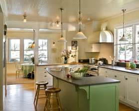 Painted Kitchen Islands Painted Kitchen Island Houzz