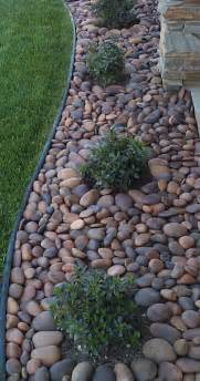 Landscape Rock Places Near Me 25 Best Ideas About River Rock Landscaping On