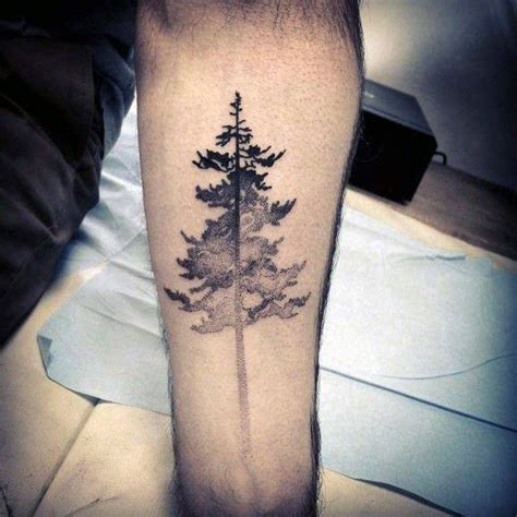 simple tree tattoo designs 50 simple tree tattoo designs for men forest ink ideas