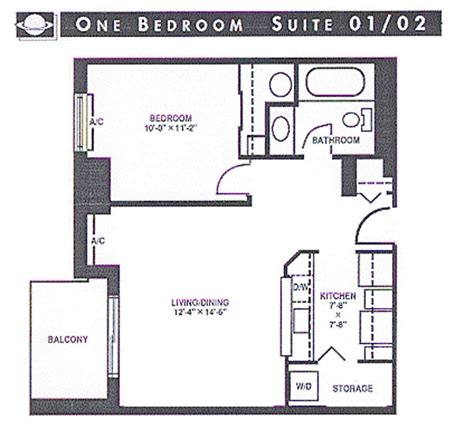 home design in 400 square feet floor plans kent towers