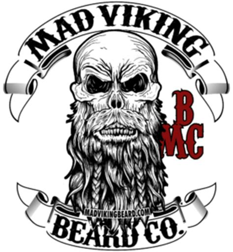 home mad viking beard co