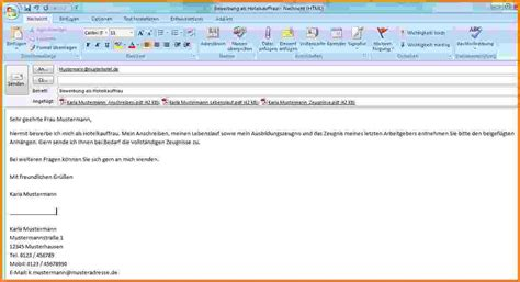 Bewerbung Anschreiben Email Anhang 5 Bewerbung Anschreiben Muster Sponsorshipletterr