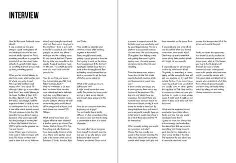 layout interview guide design practice year 3 audiojack interview layouts