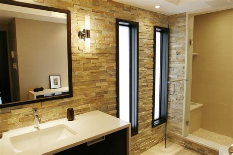 Ideas For Bathroom Walls 30 Pictures And Ideas Beautiful Bathroom Wall Tiles