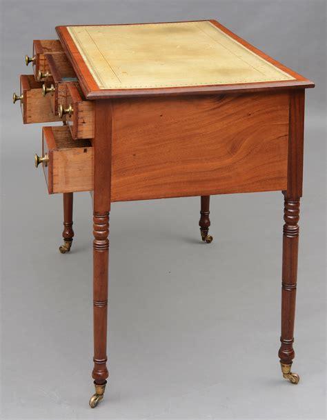 mahogany ladies writing desk english regency mahogany ladies antique writing desk