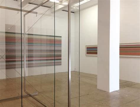 goodman s office furniture gerhard richter s strips at the marian goodman gallery