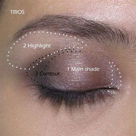 Eyeshadow Quad Tutorial | eyeshadow tutorials makeup tutorials and quad on pinterest