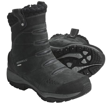 merrell snow boots merrell arctic fox snow boots for 4405j save 68