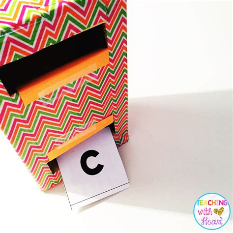 how to make a flip card teaching with diy flip chute