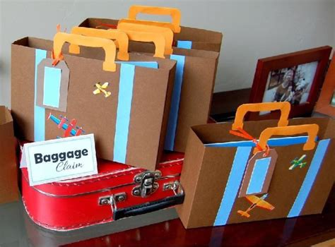cute goody bags   travel  airport