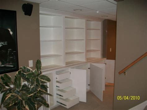 basement built in shelves 228 best images about basement ideas on
