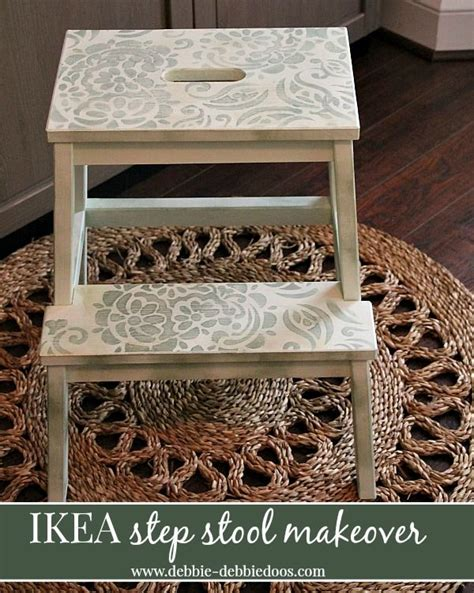a quick and easy ikea step stool makeover ikea step stool makeover kitchen colors step stools and