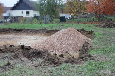 Kosten Erdarbeiten Bodenplatte by Erdarbeiten Haben Begonnen Wir Bauen Dann Mal Ein Haus