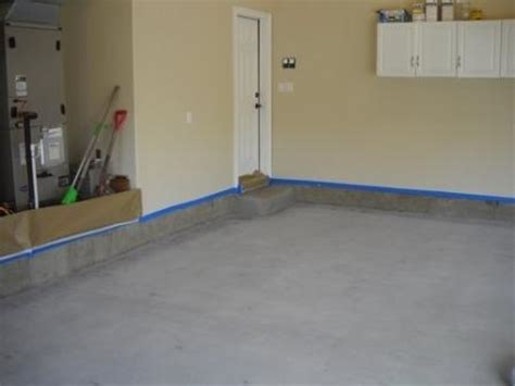epoxy garage floor epoxy garage floor water based