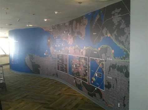 Wall Murals Vancouver Bc Wall Murals And Employee Satisfaction