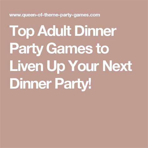 fun dinner games best 25 dinner party games ideas on pinterest rehearsal