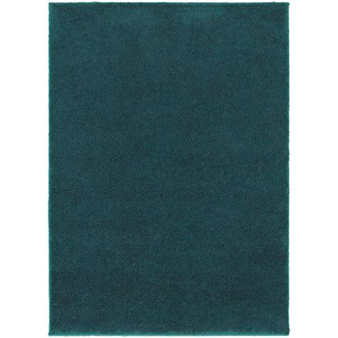 turquoise shag area rug home decorators collection posh shag turquoise 7 ft 10 in x 10 ft area rug 7721830330 the