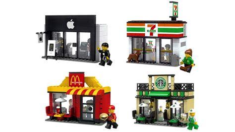 Lego Mini Block Loz Rumah Dunkin Donuts Store Mini 1606 mini shop series achieve 10 000 support and official