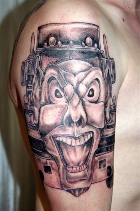 funny tattoos for men mask ideas and mask designs page 6