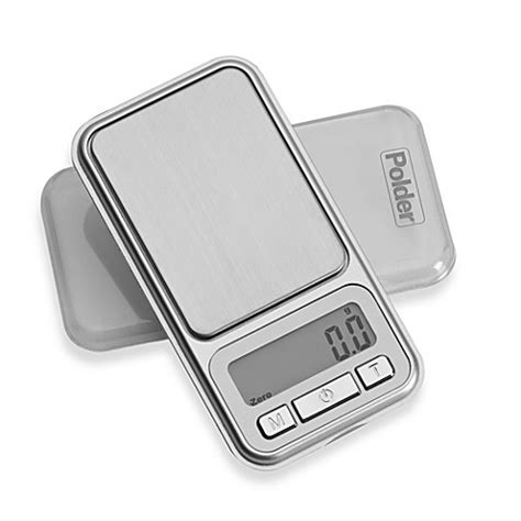 digital food scale bed bath and beyond polder 174 digital pocket portion food scale bed bath beyond