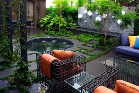 outdoor furniture garden design