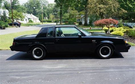 buy used 1987 buick grand national in paramus new jersey