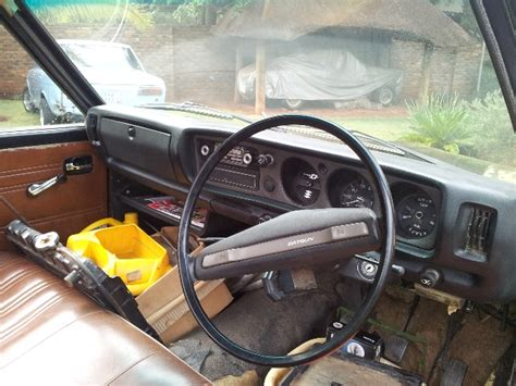 Datsun 620 Interior by Image Gallery 1973 Datsun 620 Interior