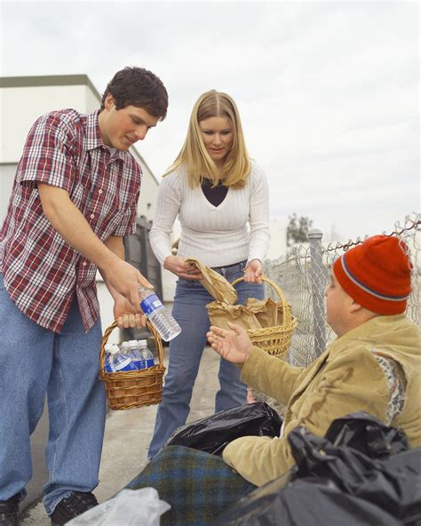 Should Food Be Left For The Homeless by And Giving Food And Water To Homeless