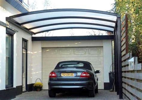 desain garasi mobil terbuka 23 desain garasi mobil minimalis dengan pintu sing