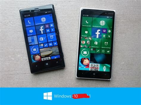 mobile windows 8 1 windows 10 mobile vs windows phone 8 1 en images monwindows