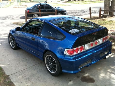honda custom car 1989 honda sti killa crx for sale colorado