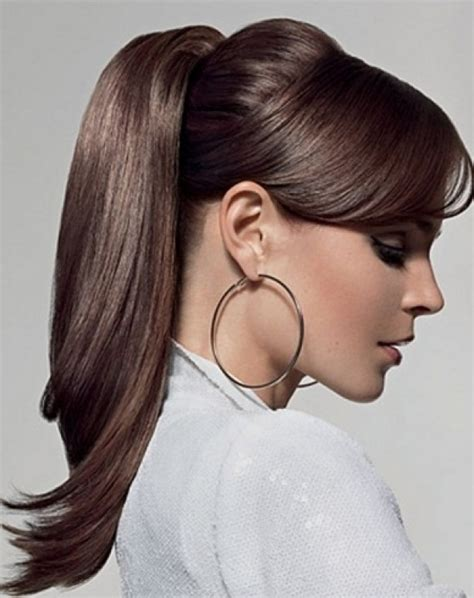 Ponytail Hairstyles by Best Ponytail Hairstyles Wardrobelooks