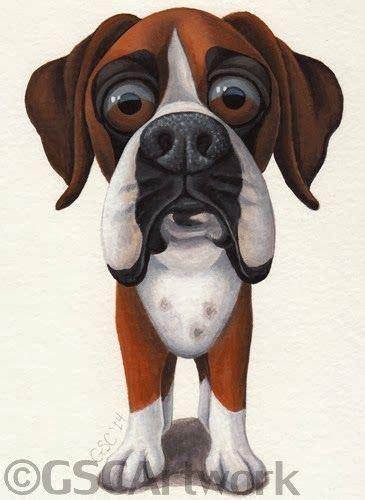 gsc artwork  boxer cartoon boxer dogs cartoon