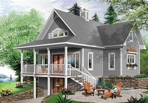 maine cottage house plans beautiful lake cottage design 2939 v1 by drummond house