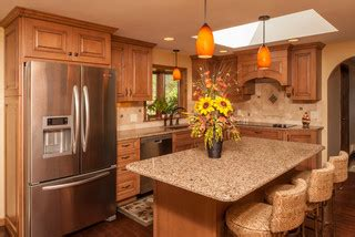 country chic kitchen traditional kitchen st louis by sub zero wolf appliances by roth country style raised panel kitchen