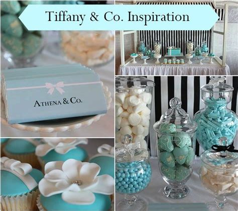 tiffany themed events 204 best tiffany and company baby shower images on