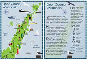Door County Activities by Maps S Notebook