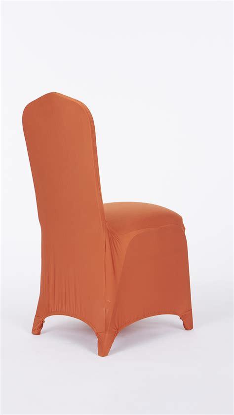 Burnt Orange Chair by Burnt Orange Stretch Chair Cover Chair Decor