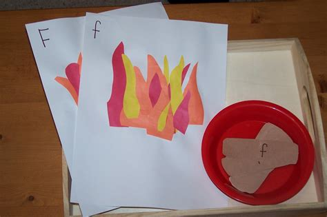 How To Make Flames Out Of Paper - best photos of construction paper logs construction