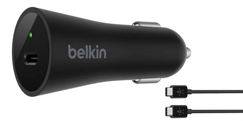 belkin car usb charger belkin launches usb c car charger releases usb c whitepaper