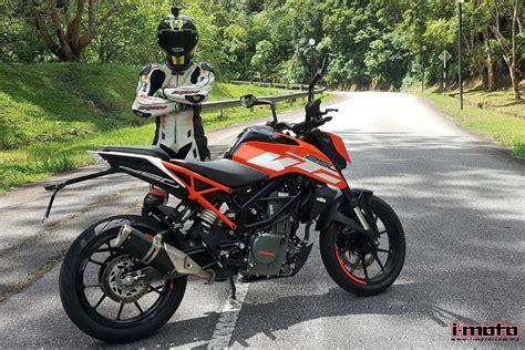 Ktm Operation Time I Moto Ride Ktm 250 Duke 2017