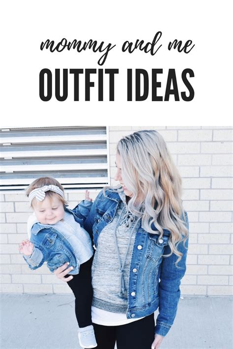 mom  daughter matching winter outfits covet  tricia